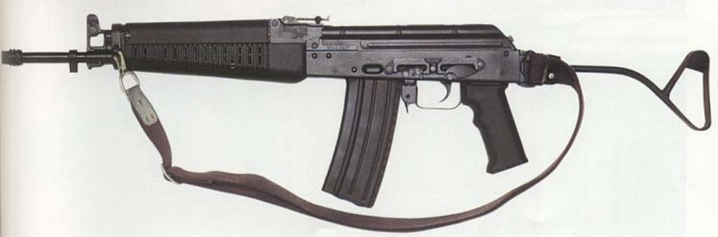 WIEGER STG 942 assault rifle