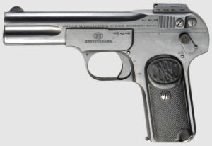 FN Browning model 1900 pistol