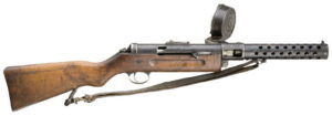 Bergmann MP.18 submachine gun
