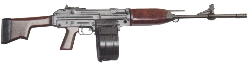 URZ rifle