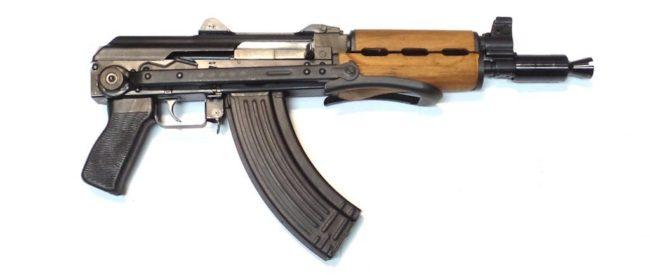 автомат Zastava M92