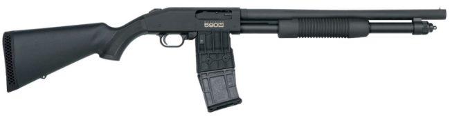 Гладкоствольное ружье Mossberg 590M