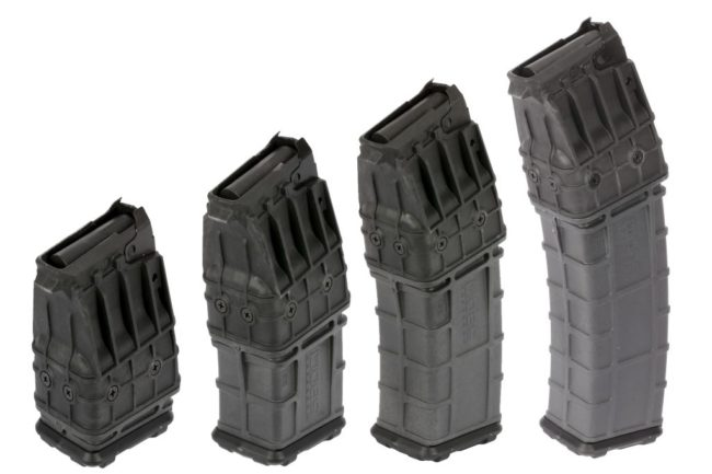 detachable magazines for Mossberg 590M