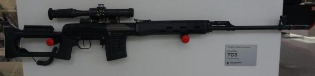 Гладкоствольное ружье TG3