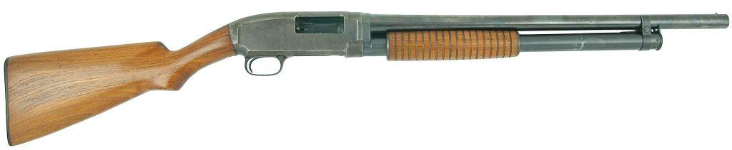 Model 12 shotgun winchester The Winchester