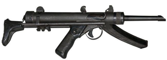 FAMAE PAF submachine gun