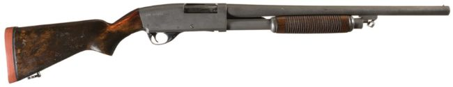 Savage model 77E shotgun