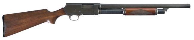 Savage-Stevens model 520 Riot gun