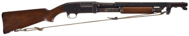 ружье Savage-Stevens model 620 Trench gun