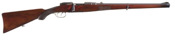 Mannlicher-Schoenauer hunting rifle, early model