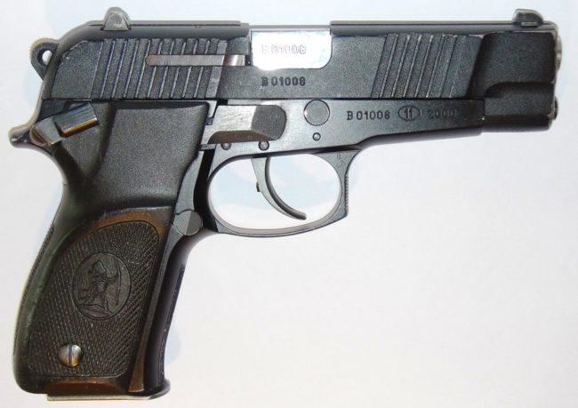 MAG-98 pistol