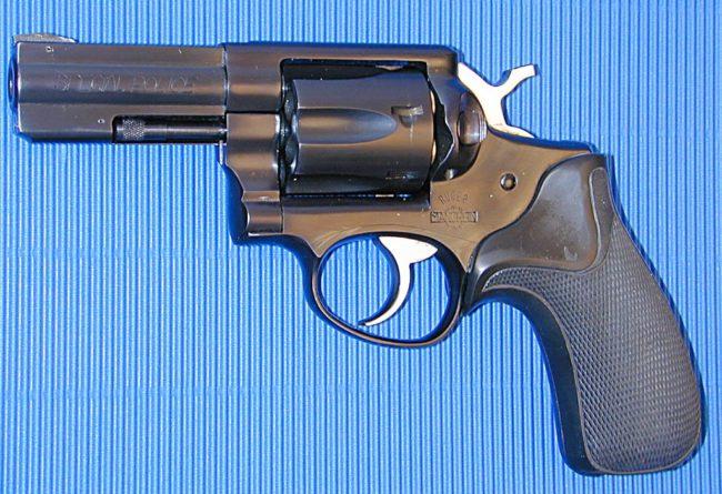 Револьвер Manurhin Special Police