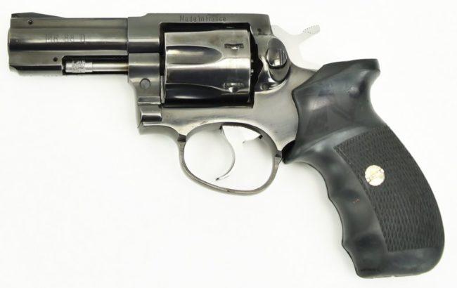 Manurhin MR-88 revolver