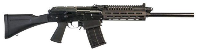 Самозарядное гладкоствольное ружье EM-12B