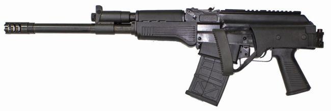 Самозарядное гладкоствольное ружье EMS-121