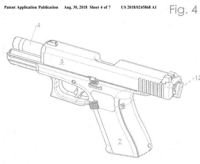 Пистолет Glock 46