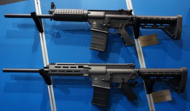 EM123 shotgun