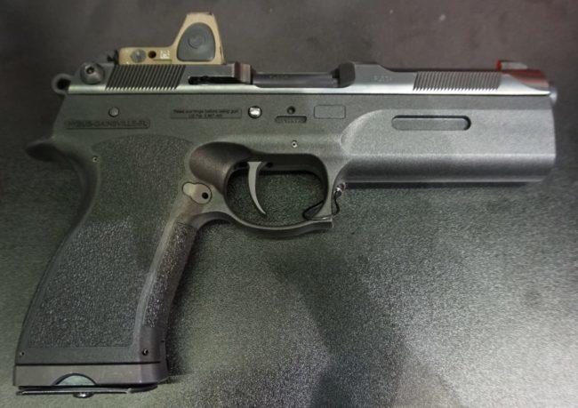пистолет FK Brno PSD