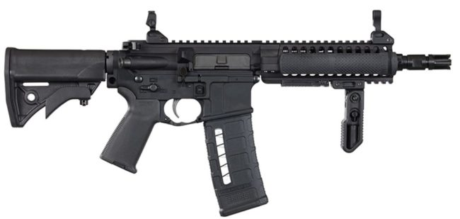 LWRC Six8-UCIW rifle