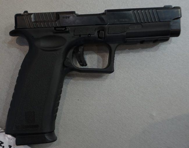 Pi Vz.15 pistol