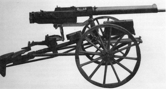Крупнокалиберный пулемет TuF