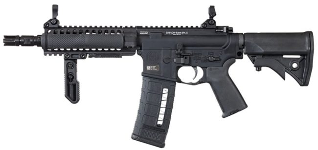 LWRC Six8-UCIW assault rifle