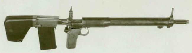 7.62мм опытный американский автомат Т31, 1949 год