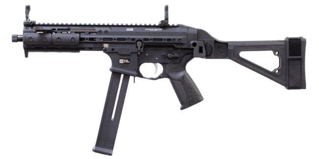 Пистолет-пулемет и карабин LWRCI SMG-45