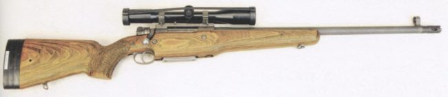 Vapensmia NM149 sniper rifle