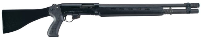 Franchi LAW-12 semi-automatic shotgun