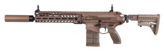 SIG Sauer NGSW-R MCX Spear assault rifle
