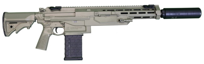 Textron / AAI NGSW-R assault rifle