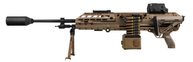 SIG Sauer MG 338 machine gun