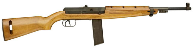 Beretta model 57 carbine