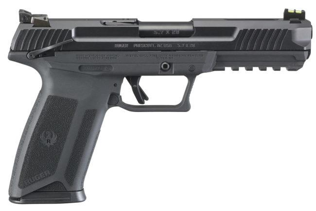 Самозарядный пистолет Ruger-57