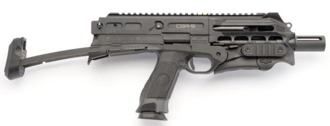 Chiappa CBR-9 Black Rhino