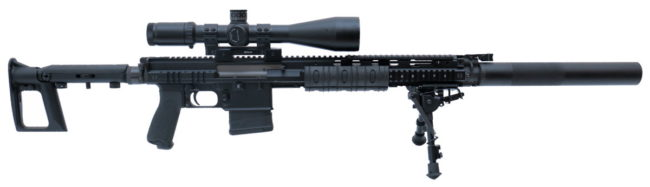 MTs-566 Precision / Sniper Rifle (Russia)