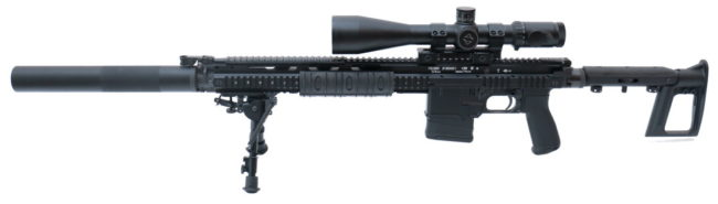 MTs-566 precision / sniper rifle