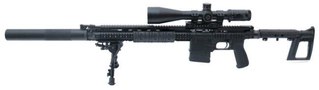 Самозарядная винтовка МЦ-566