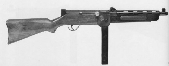 SIG MP-46 Submachine Gun