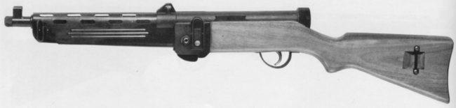 SIG MP-46 submachine gun