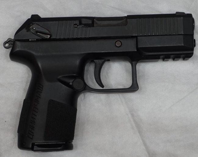 Poloz Pistol