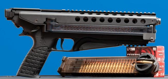 KelTec P50 pistol