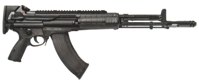 7,62x39mm A762 6P68 rifle, pre-production version