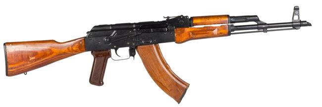 Kalashnikov AKM rifle